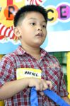 Big boy Rafael of Mommy Lanie Bastillo